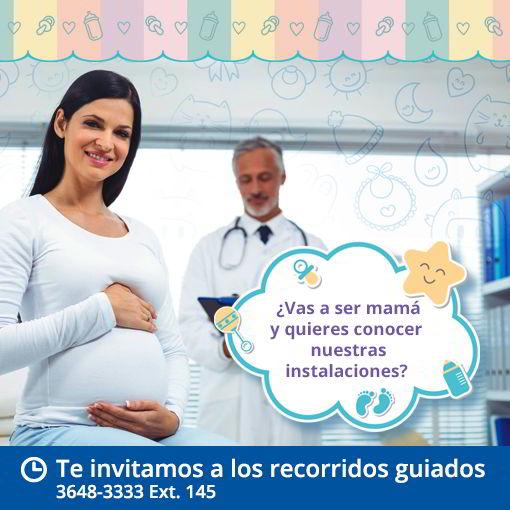 recorridos de maternidad