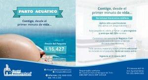 parto acuatico
