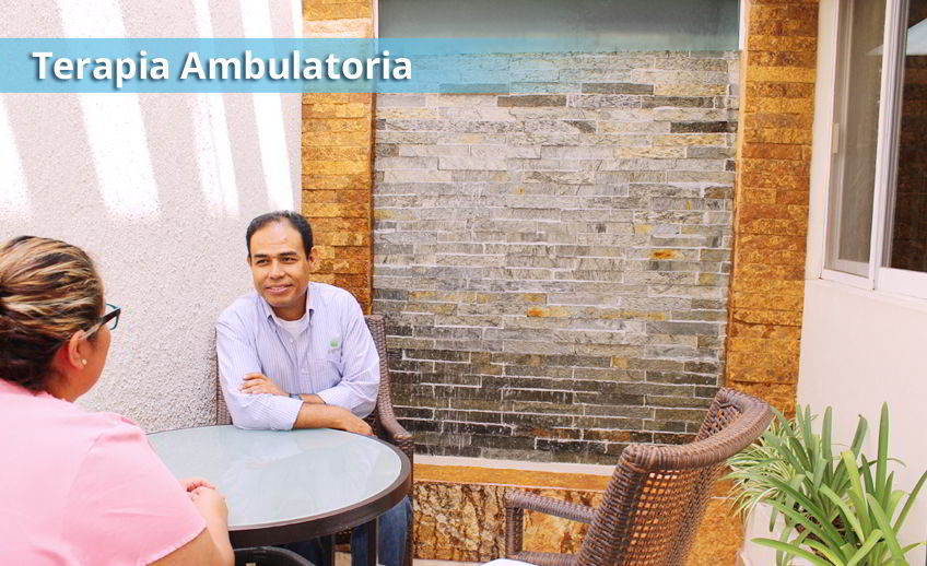 terapia ambulatoria
