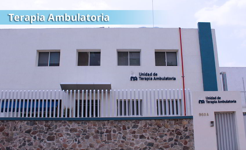 terapia ambulatoria en guadalajara